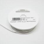 Kordel elastisch, 5m/1,8mm, natur