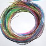 """""""Creadou"""" Flechtbänder, 80cm, 20 St./50 St., verschiedene Farben"""