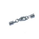 Spiralverschluss, 3.0mm, silber oder gold