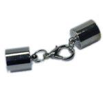 Kappelverschluss, 15mm, verschiedene Farben