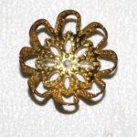 Perlkappe 14mm, 10 St., verschiedene Farben
