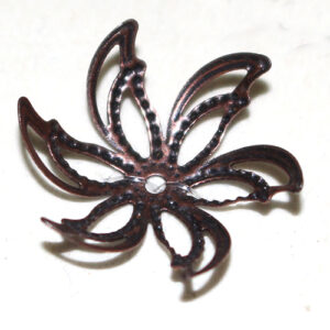 Perlkappe 16mm, 10 St., verschiedene Farben