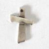 Anhänger Kreuz 24x16mm antiksilber