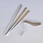 Metallbügel 9×0.5cm, 4 St., z.B. für Mund-Nasen-Masken