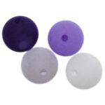 Polaris Perlen-Mix, 20mm, 4 St., verschiedene Sets – Mischung nach Farben