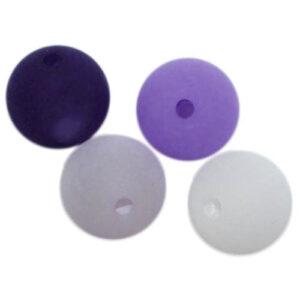 Polaris Perlen-Mix, 12mm, 20 St., verschiedene Sets – Mischung nach Farben