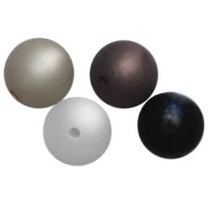 Polaris Perlen-Mix, 10mm, 20 St., verschiedene Sets – Mischung nach Farben