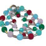 Polaris Perlen-Mix, 16mm, 8 St., verschiedene Sets – Mischung nach Farben