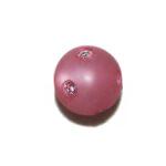 Strassperle Polaris, 8mm, verschiedene Farben