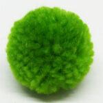 Pompoms, 20mm/30mm, 10 verschiedene Farben