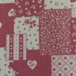 Baumwollstoff gemustert, 100x140cm, verschiedene Motive und Farben