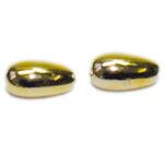 Wachstropfen, 6x3mm, 250 St. in großer Dose, gold oder silber