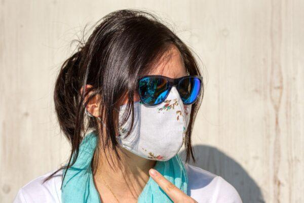 Mund Nasen Maske Kategorie