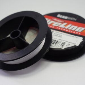 Beadalon Wildfire Perlfaden 0.15mm/0.20mm Stärke, 45,8 Meter auf Rolle, verschiedene Farben