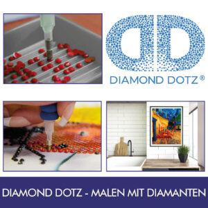DIAMOND DOTZ - Malen mit Diamanten